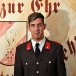Gerhard Koller, Feuerwehrmann