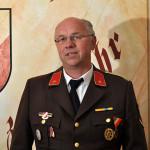 Josef Kritzinger, Ehrenbrandinspektor