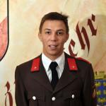 Albin Brunner, Feuerwehrmann