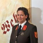 Sachbearbeiter Feuerwehrmedizinischer Dienst, Daniela Koller
