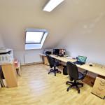 Kommandoraum / Büro